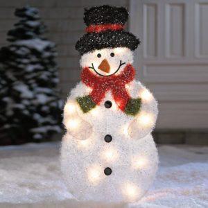 tienda de artículos de decoración para Navidad