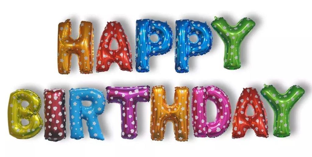 Decoración para cumpleaños y fiestas de niños
