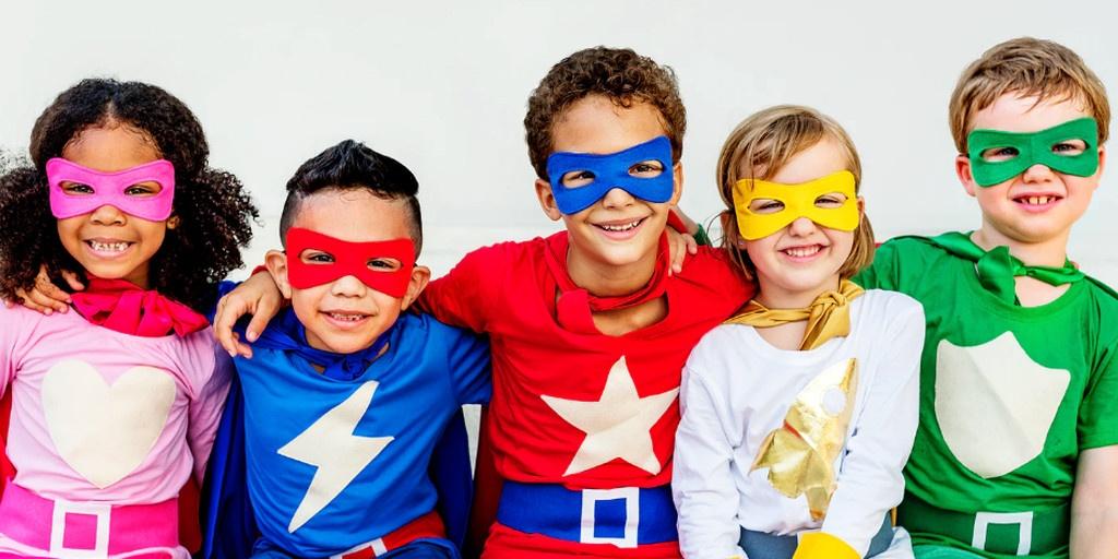 Disfraces para niños, originales y caseros.