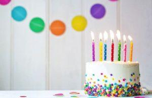 FIesta infantil de colores para cumpleaños de niños